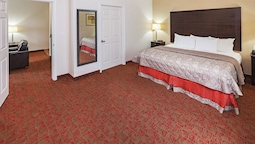 Deluxe Suite, 1 King Bed, Accessible, Non Smoking (mobility Accessible)