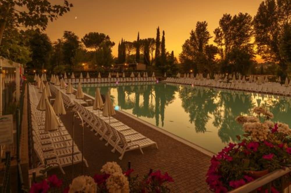 알토민시오 패밀리 파크 - 캠프그라운드(Altomincio Family Park - Campground) Hotel Image 44 - Outdoor Pool