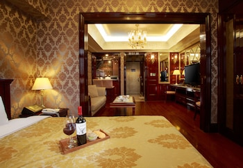 Tek Büyük Yataklı Oda (sapphire)