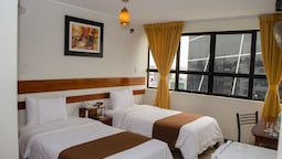 Double Room, 2 Twin Beds