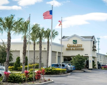 Hotel - Quality Inn & Suites Near Fairgrounds Ybor City