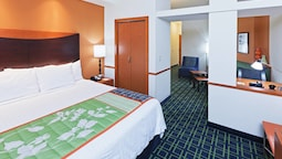 Executive Suite, 1 King Bed (extended)