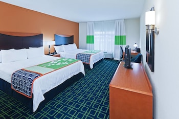 Hotel - Fairfield Inn & Suites Tulsa Southeast/Crossroads Village