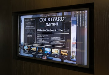 Hotel - Courtyard by Marriott Tulsa Woodland Hills