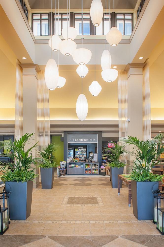 Lobby of the Hilton Garden Inn Pensacola Airport-Medical Center