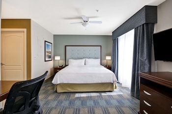 Suite, 1 King Bed, Accessible (Hearing)