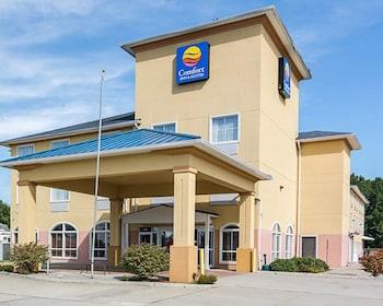 Exterior at Comfort Inn & Suites Chesapeake - Portsmouth in Chesapeake