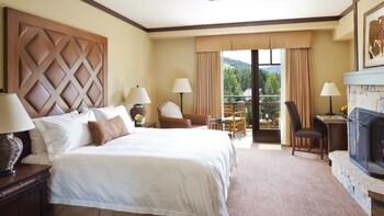 Deluxe Süit, 1 Yatak Odası, Dağ Manzaralı