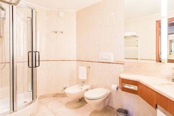 Hotel Sporting - Bathroom  - #0