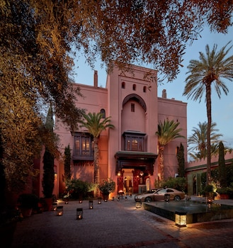 Hotel - Royal Mansour Marrakech