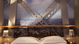 Double Room (eiffel Tower With Shower )