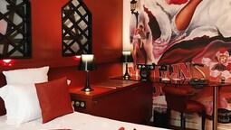 Tek Büyük Yataklı Oda (moulin Rouge With Shower )