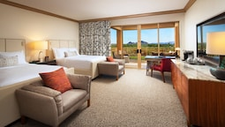 Oda, 2 Çift Kişilik Yatak, Balkon, Golf Manzaralı