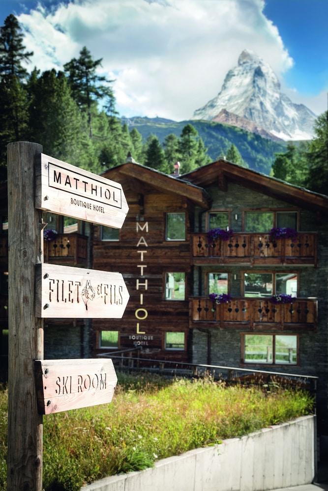 호텔 마티올(Hotel Matthiol) Hotel Image 51 - Hotel Front