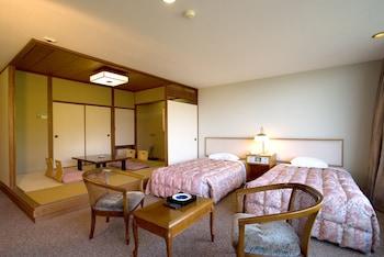 薩摩客殿 和洋室|指宿 白水館