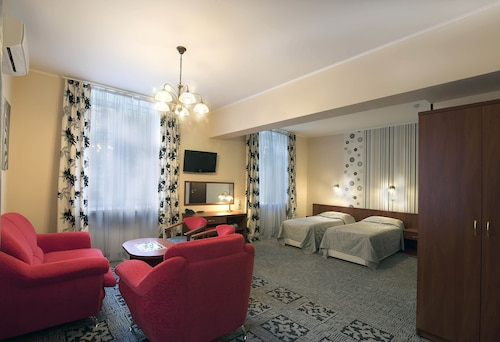 Hotel Zolotoy Kolos, North-Eastern