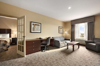 Upgraded, Standard Room, 1 King Bed with Sofa bed