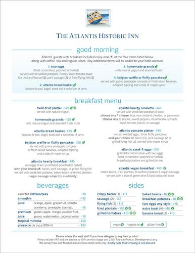 Atlantis Historic Inn,