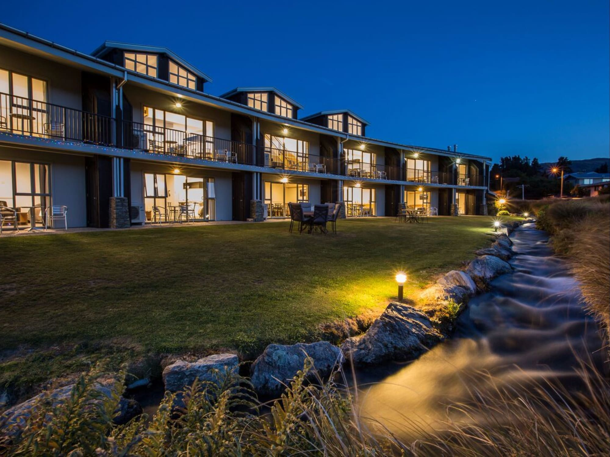 Clearbrook Motels Wanaka, Queenstown-Lakes