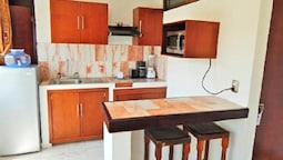 Studio, 1 Double Bed, Kitchen
