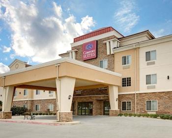 Hotel - Comfort Suites Bastrop