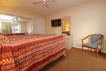Guestroom at Lucayan Resort By Kees Vacations in Ocean City