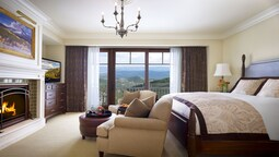 Luxury Oda, 1 En Büyük (king) Boy Yatak, Resort Manzaralı