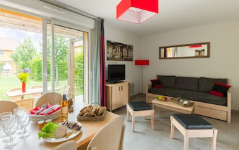 HOLIDAY HOME DUPLEX 2 bedrooms for 6 pers.