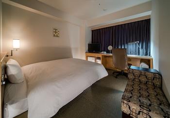 ダブルルーム 禁煙 (18 sqm)|ダイワロイネットホテル広島