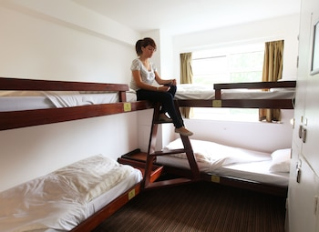 Shared Dormitory, Mixed Dorm, Ensuite (4 Bed)