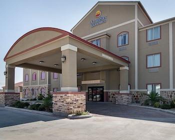 Hotel - Comfort Inn & Suites Monahans
