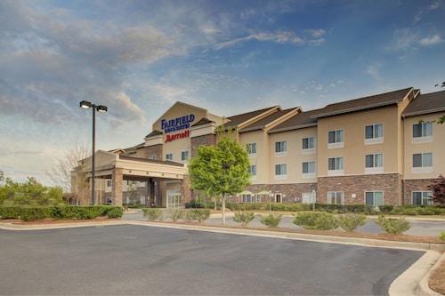 Fairfield Inn & Suites by Marriott Montgomery EastChase Pkwy, Montgomery