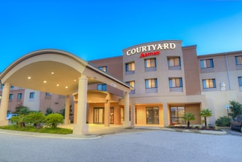 Hotel - Courtyard by Marriott Biloxi North/D'Ibverville