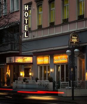 Hotel - Hotel am Kochbrunnen