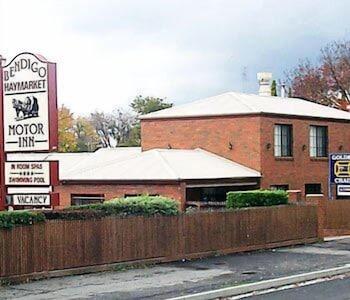 班迪哥乾草市場汽車旅館 Bendigo Haymarket Motor Inn