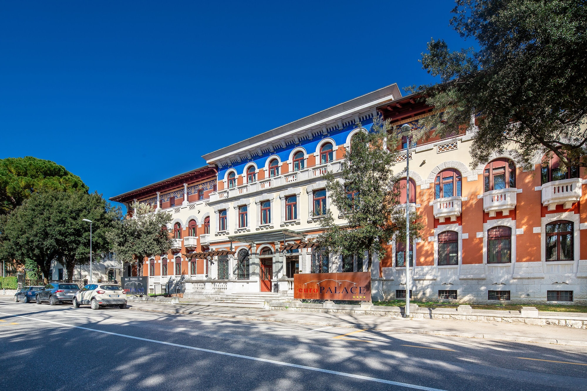 Europalace Hotel, Gorizia