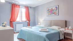 Apart Daire, 1 Yatak Odası (4 Pax)