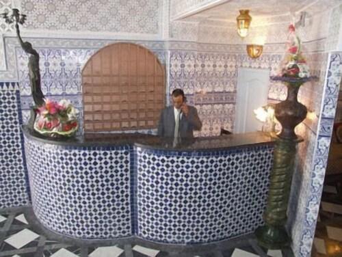 Hotel du Louvre, Casablanca