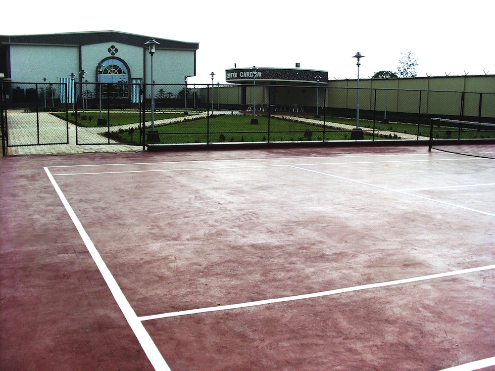 Tennis and Basketball Courts 57 of 62