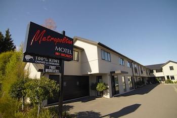 Hotel - 175 Metropolitan Executive Motel on Riccarton