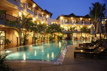 Hotel - Fanari Khaolak Resort - Courtyard Zone