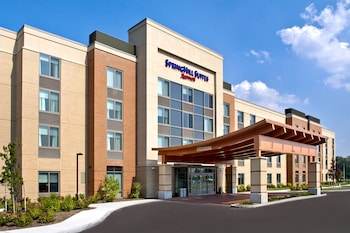 Hotel - Springhill Suites by Marriott Syracuse Carrier Circle