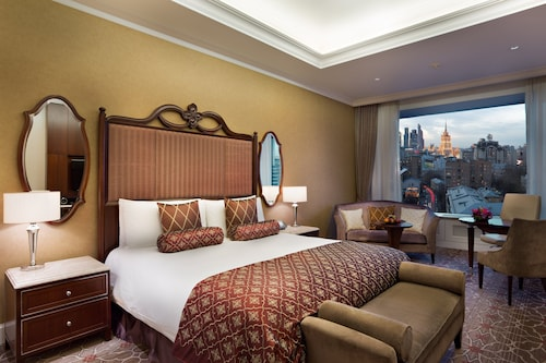 . Lotte Hotel Moscow - The Leading Hotels of the World