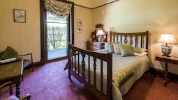 Standard Room 1 Double Bed Private Bathroom Across The Hall Verandah And Garden View