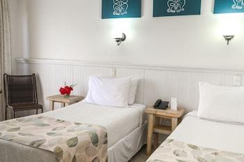 İki Ayrı Yataklı Oda, Bahçe Manzaralı