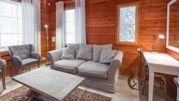Superior Chalet, 2 Bedrooms, Sauna (for 6 Persons)