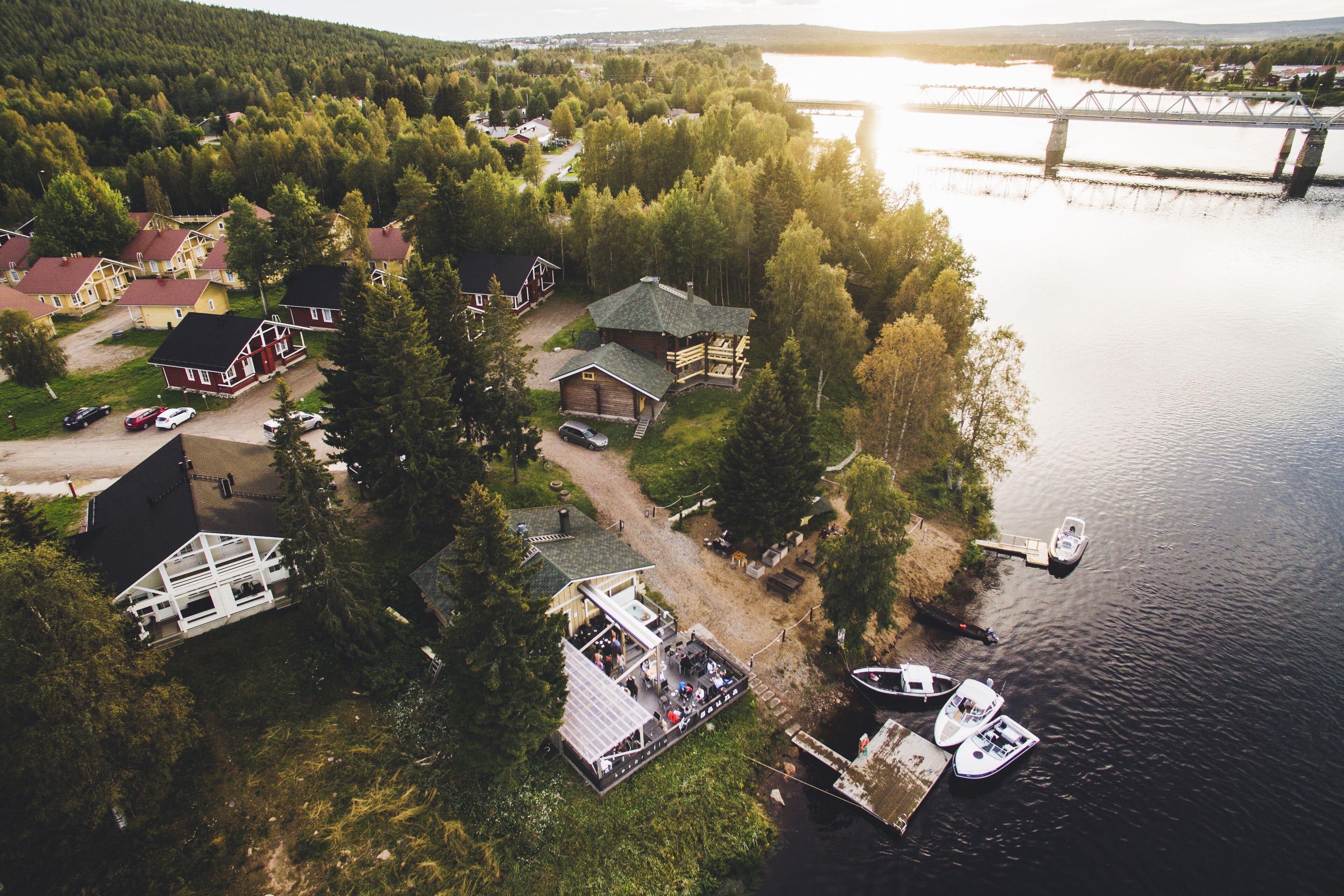 Lapland Hotel Ounasvaara Chalets