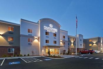 Hotel - Candlewood Suites Lakewood