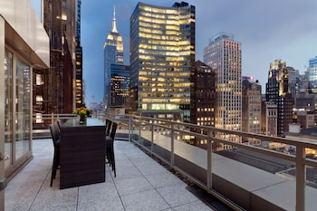 at Andaz 5th Avenue - a concept by Hyatt in New York