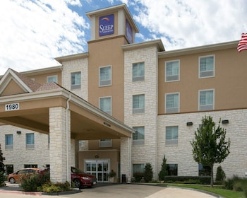 Hotel - Sleep Inn & Suites Round Rock - Austin North